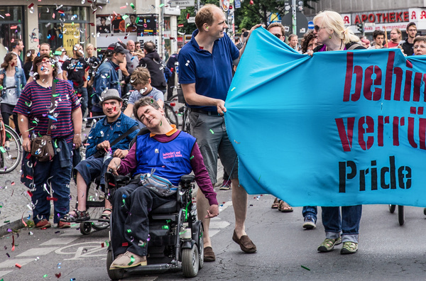 Disability Pride 2015